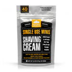 New Single-Use Shaving Cream Minis from Pacific Shaving Company (Photo: Business Wire)
