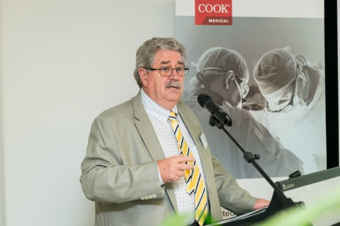 Official opening of Asia Pacific Commercialisation and Development Centre (Supplied by Cook Medical Australia)
