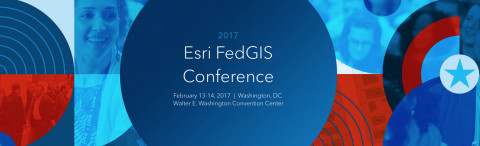 Esri, the global leader in spatial analytics, today announced that it will be hosting the twentieth annual Esri Federal GIS (FedGIS) Conference, to be held February 13–14 at the Walter E. Washington Center in Washington, D.C. (Graphic: Business Wire)