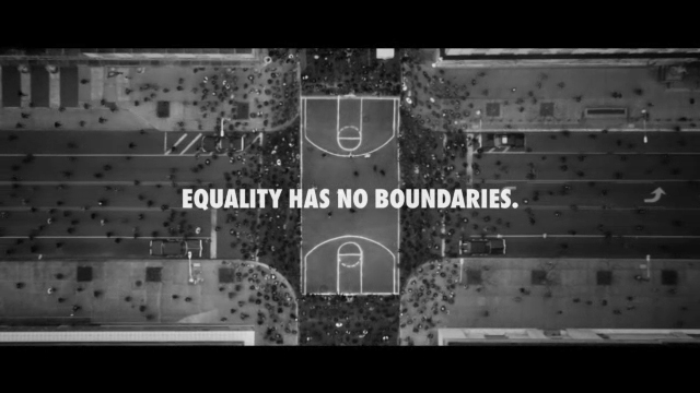 Nike Uses Power of Sport to Stand Up for Equality
