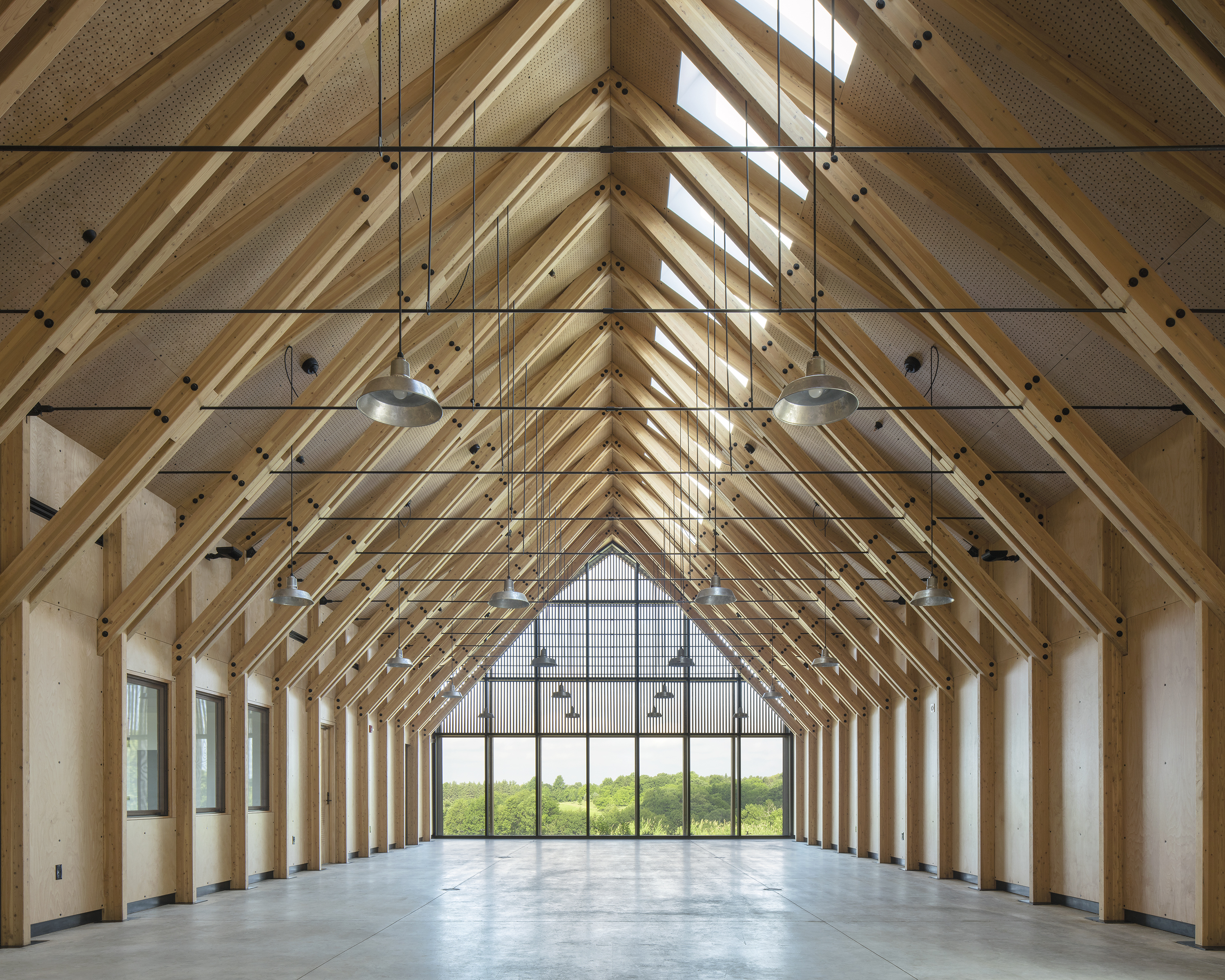 Wood Architecture: WoodWorks Announces 2017 Wood Design Award Winners