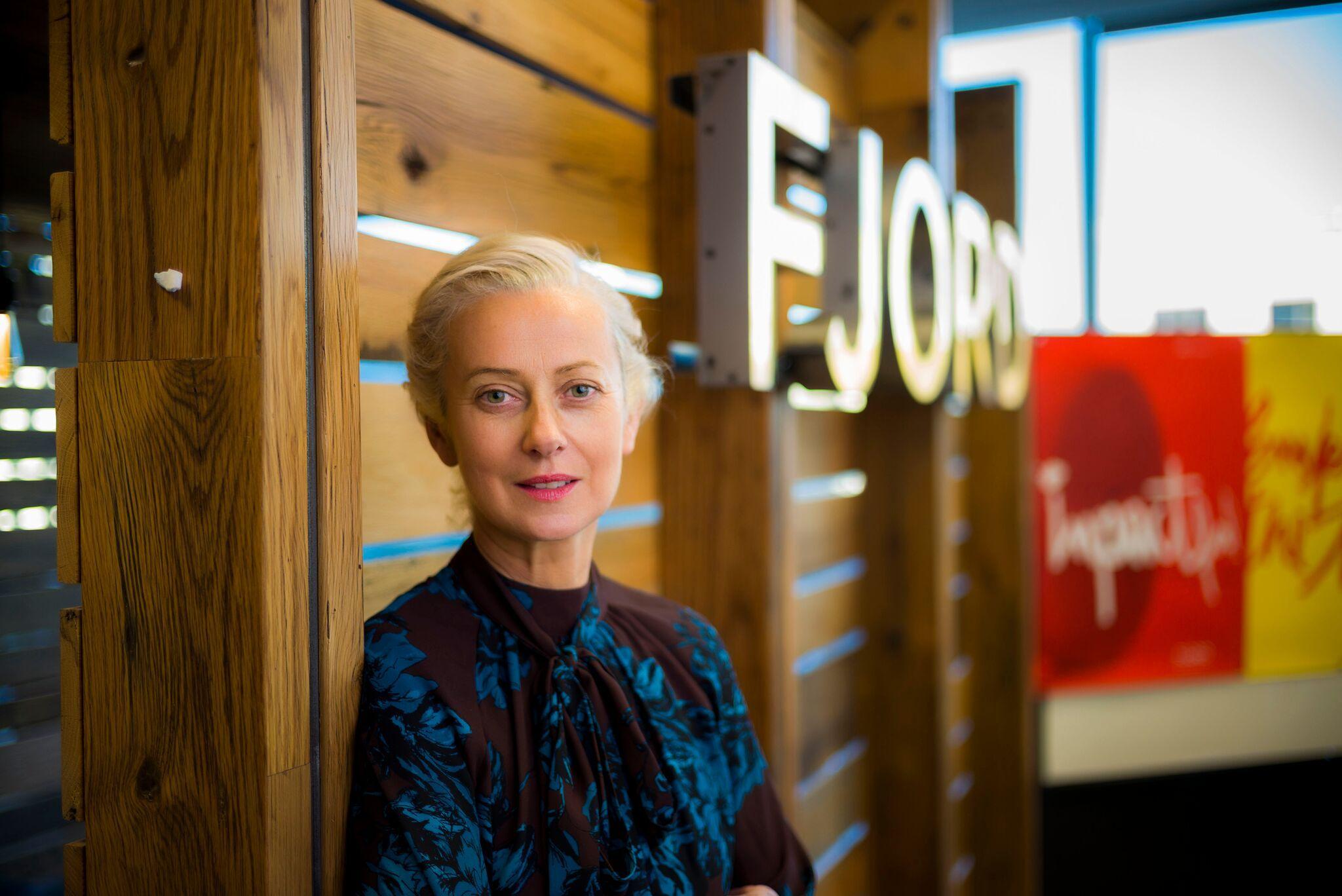 Lorna Ross will lead Fjord's first design studio in Dublin