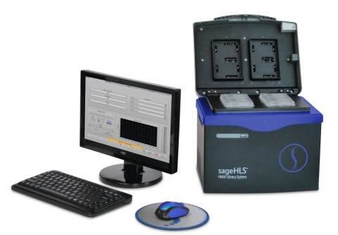 The SageHLS purifies high-quality DNA from cells for long-range genomics (Photo: Business Wire)