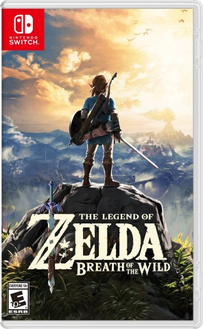 For decades, The Legend of Zelda series has been recognized as a trailblazer in game design that has influenced countless other games and developers. The latest game in the series, The Legend of Zelda: Breath of the Wild for both the Nintendo Switch and Wii U systems, introduces wide-ranging changes that break with many of the traditional conventions of the franchise. (Photo: Business Wire)