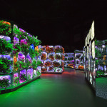 """""""AutoFarm"""", a fully automated robotic urban farm that fills empty parking garages and neighborhood warehouses with food, once self-driving cars make garages obsolete (Photo: ME NewsWire)"""