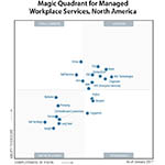 """According to CompuCom CEO Dan Stone, """"Being positioned once again as a Leader in Gartner's Magic Quadrant is extremely gratifying, and we believe it validates all of the hard work that our associates do every day to go above and beyond for our clients."""" (Photo: Business Wire)"""