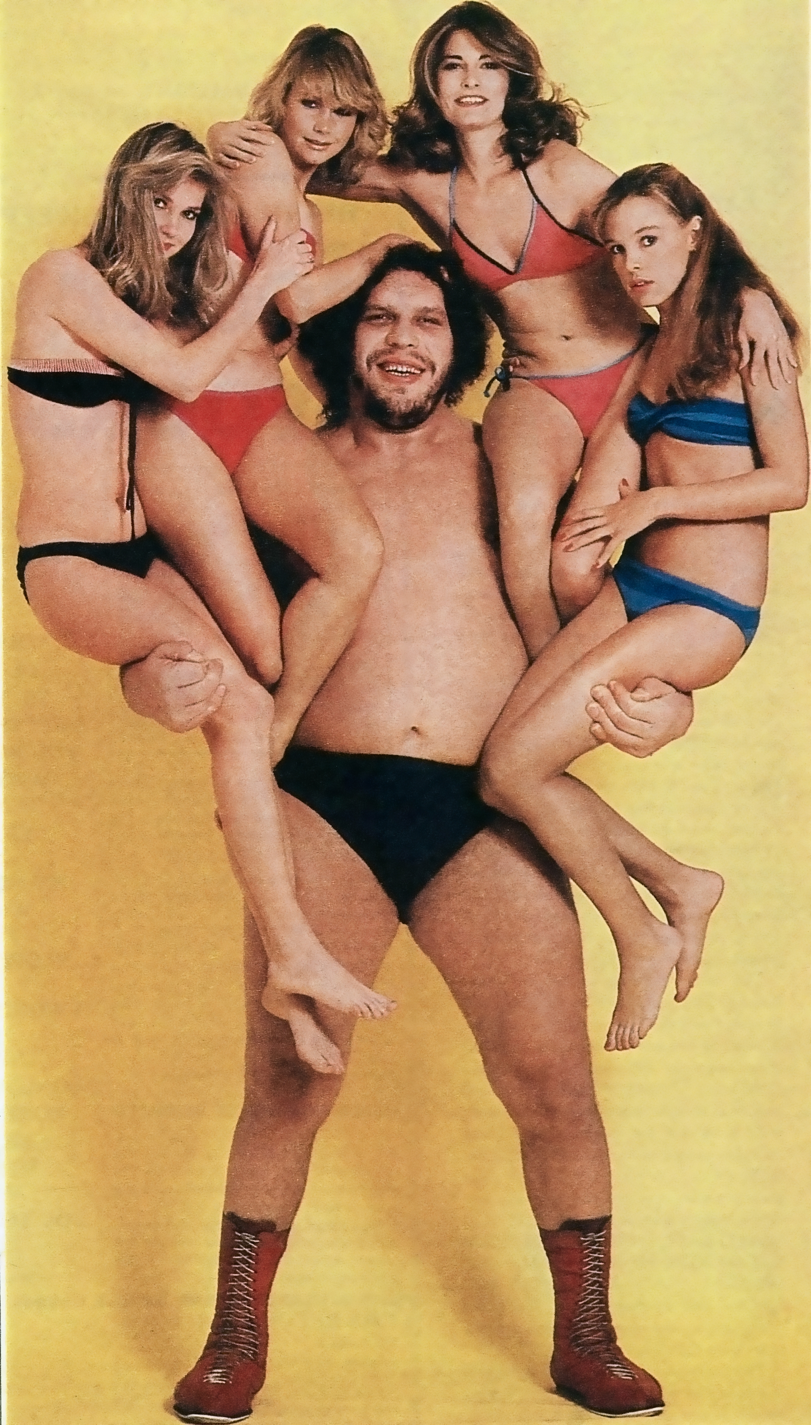 """""""Andre the Giant"""" (Photo:Business Wire)"""