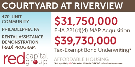Courtyard at Riverview (Graphic: Business Wire)