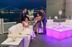 The Event Center at SugarHouse Casino is available for booking weddings and receptions, and offers custom services and packages to help couples celebrate their special day. (Photo: Business Wire)