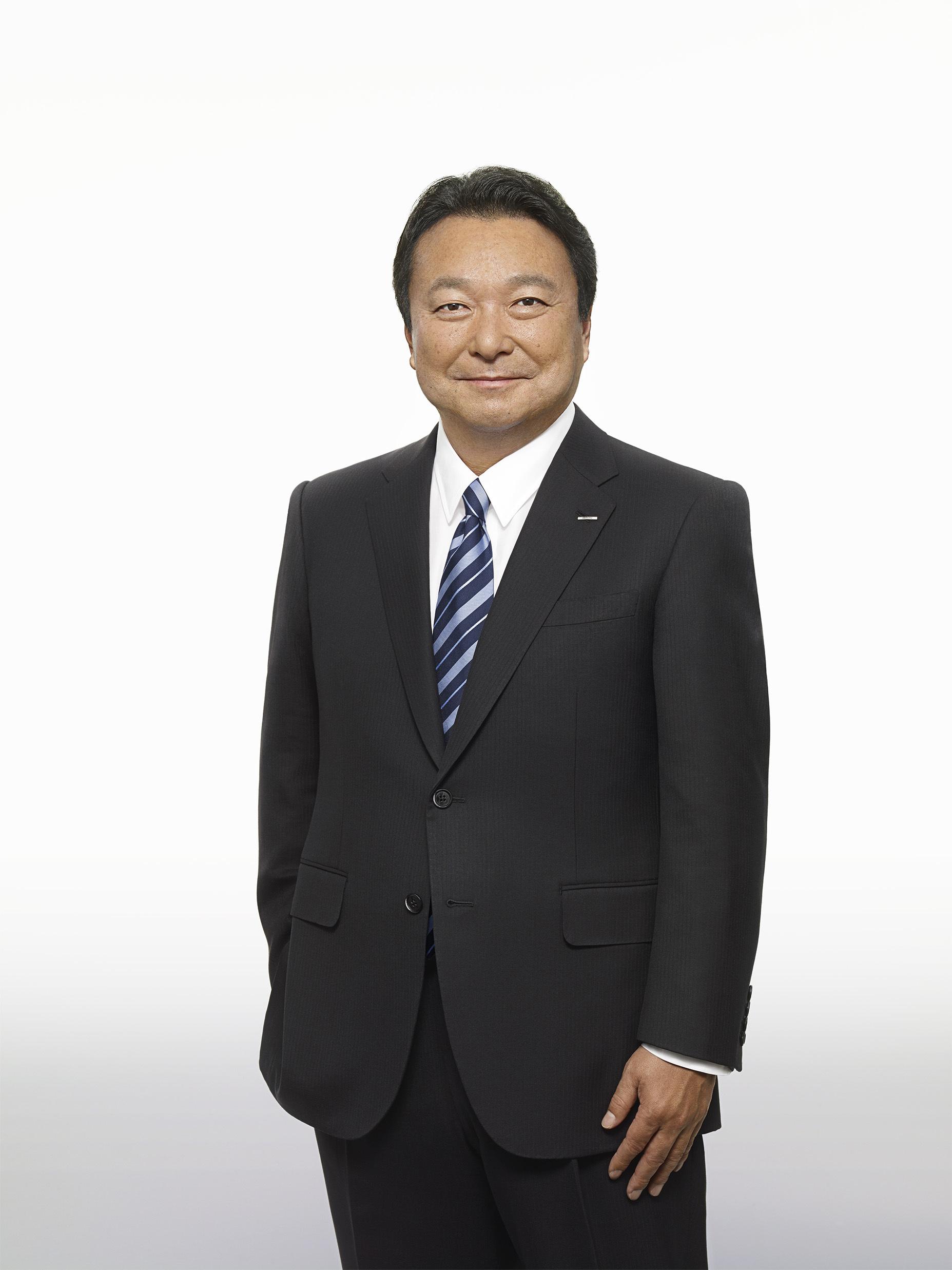 Toshihiro Yamamoto, President & CEO, Dentsu Inc. (Photo: Business Wire)