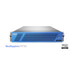 AccelStor's flagship all-flash array: NeoSapphire P710, delivers an extremely high performance of 700K+ IOPS. (Graphic: Business Wire)