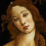 Sandro Botticelli and workshop Venus (detail) Galleria Sabauda, Turin (Photo: Business Wire)