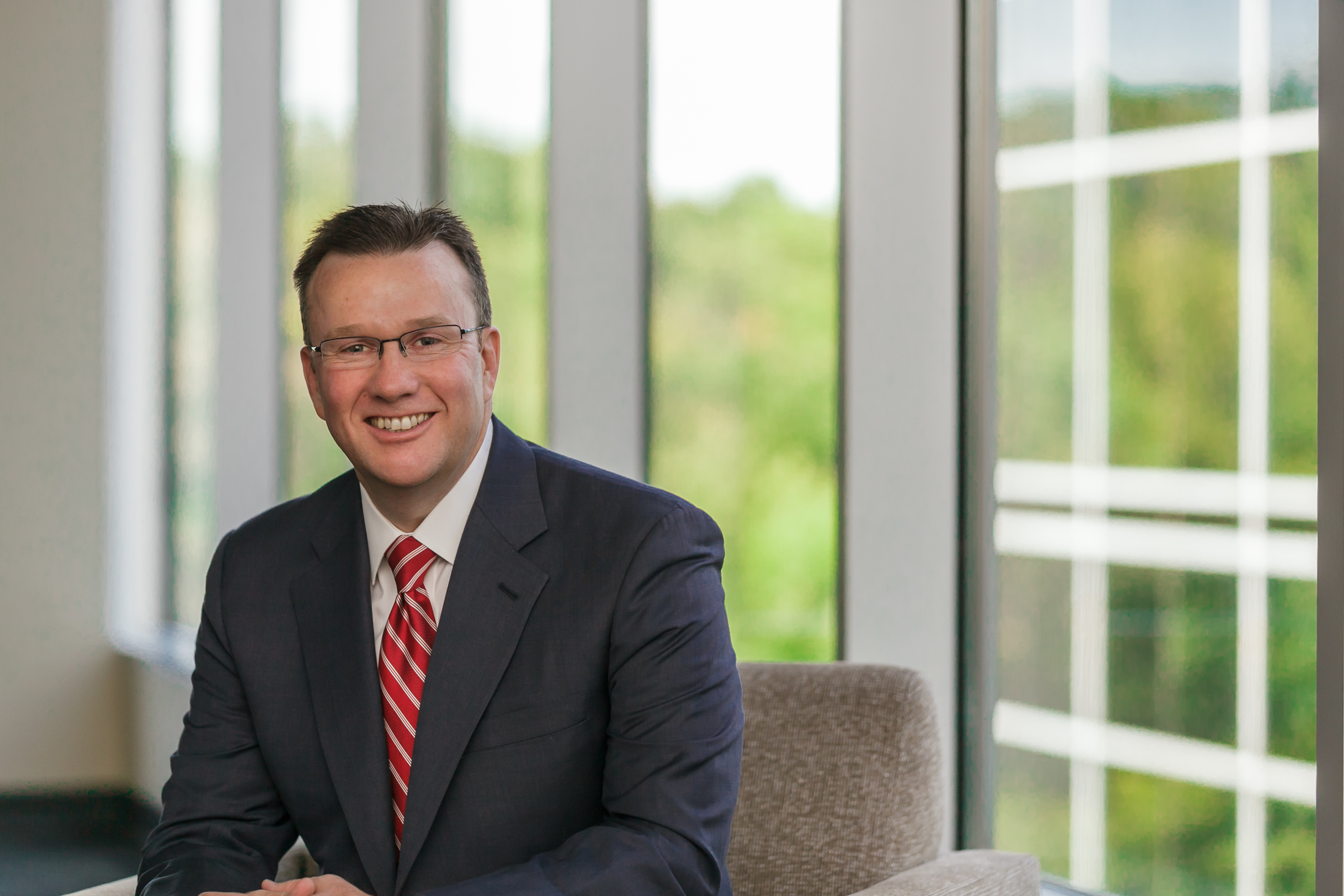 """""""With competition in the financial services industry increasing by the day, now more than ever independent advisors need to be able to clearly articulate the value they bring to their clients,"""" said Brian Stimpfl, senior vice president and head of Scottrade® Advisor Services. (Photo: Business Wire)"""