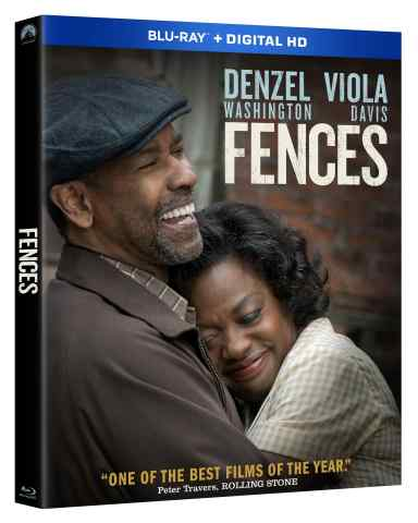 Denzel Washington and Viola Davis star in the Oscar®-nominated masterpiece FENCES, arriving on Blu-ray™ Combo Pack March 14 and Digital HD on February 24, just in time for the Academy Awards® (Photo: Business Wire)