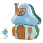 Kids can relive the adventures of Brainy™ from Smurfs™: The Lost Village with these iconic Smurf Mushroom House Playsets. (Photo: Business Wire)