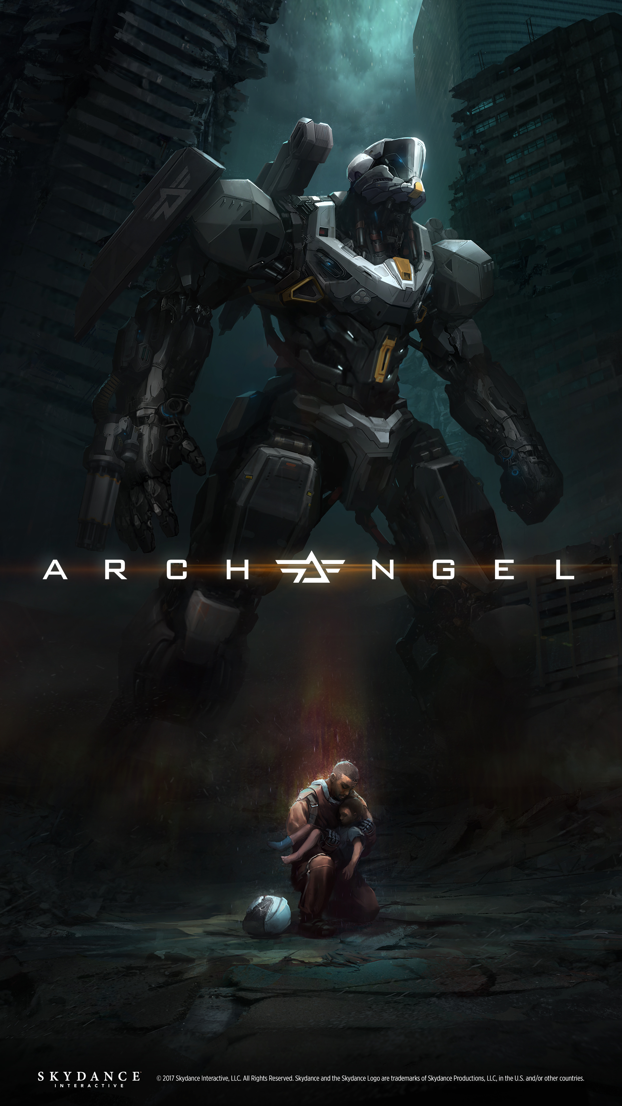 Archangel Poster (Graphic: Business Wire)