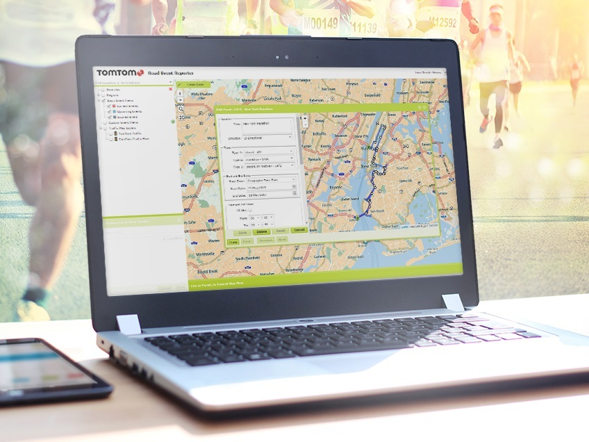 TomTom Launches Traffic Data Sharing Tool for Cities and Mobility Stakeholders (Photo: Business Wire)