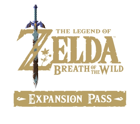 Starting when The Legend of Zelda: Breath of the Wild launches on March 3, players will be able to purchase an Expansion Pass for $19.99, granting access to two new sets of downloadable content for the game when they become available later this year. (Graphic: Business Wire)