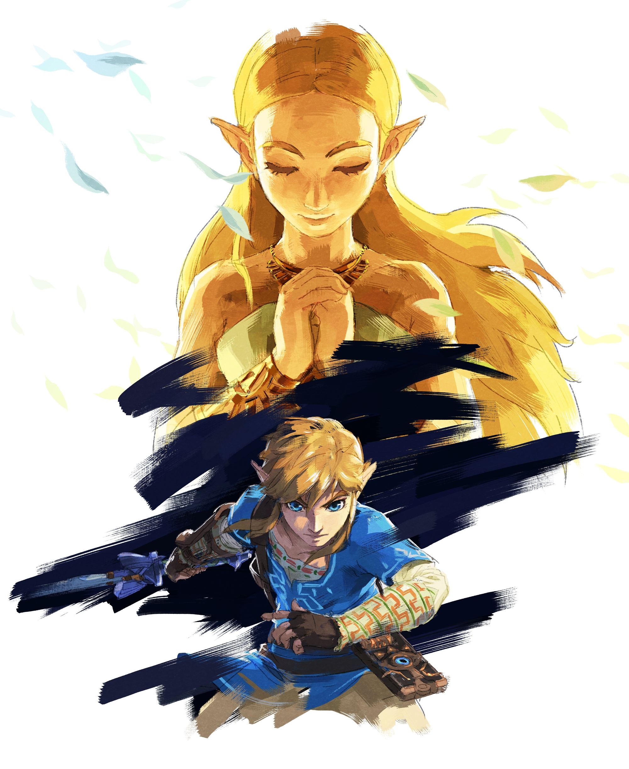 The Legend of Zelda: Breath of the Wild for the Nintendo Switch and Wii U consoles is one of the largest, most engaging video games Nintendo has ever created. (Graphic: Business Wire)