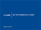 Dex Media Q4'16 Financial Flash