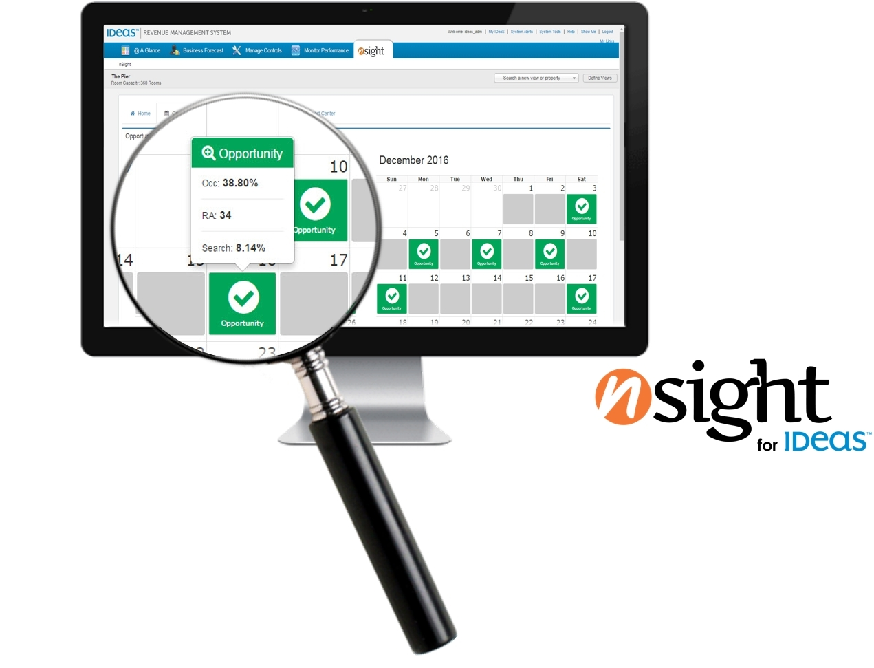 nSight for IDeaS™ Helps Hoteliers Drive More Profitable Bookings by ...