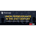 The summary of findings from the recent Prudential-sponsored Economist Intelligence Unit survey of union members highlights a generational disconnect among union members.