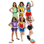 Girls will be able to master their Super Hero powers with the DC Super Hero Girls Everyday Dress-Up assortment from JAKKS Pacific. (Photo: Business Wire)