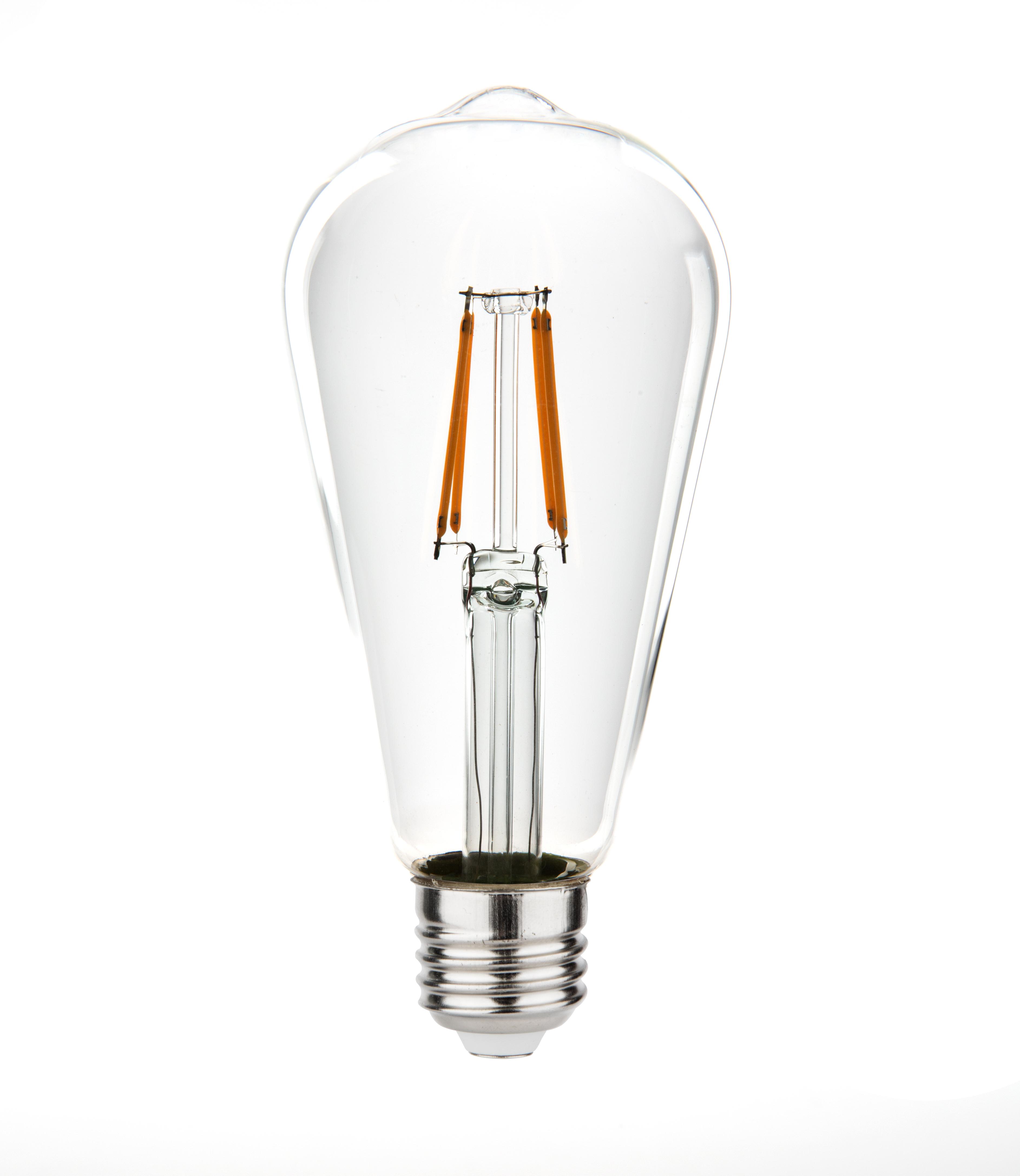 ampoules à filament LED (Photo: Business Wire)