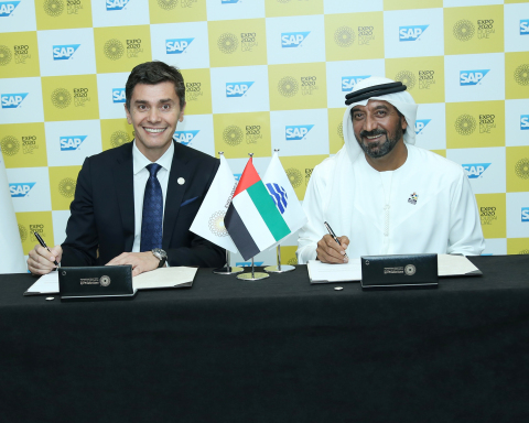 SAP signs up as Expo 2020 Dubai's Innovative Enterprise Software Partner (Photo: ME NewsWire)