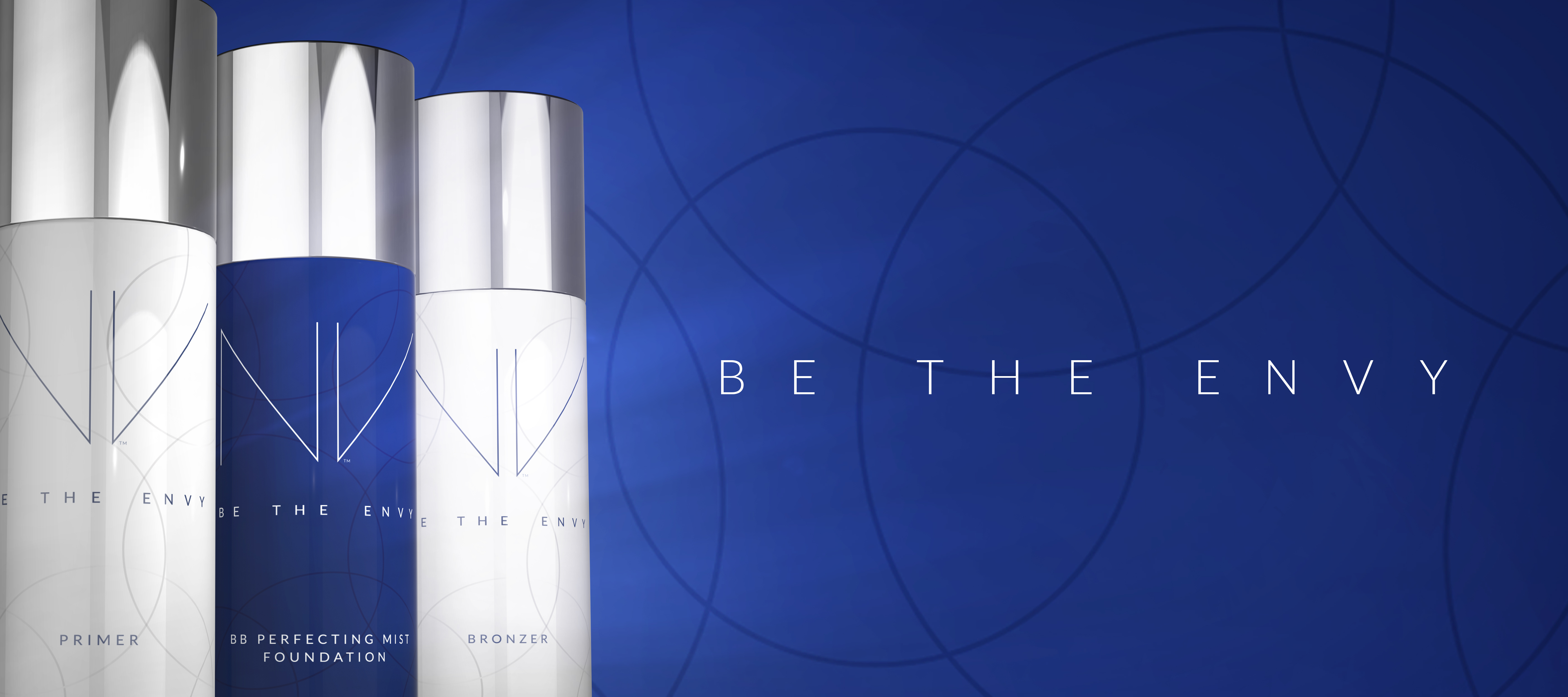 Jeunesse launches NV, an exclusive line of micro-mist foundations (Photo: Business Wire)