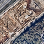 Nearmap's high resolution, frequently updated imagery shows incredible detail. MGM National Harbor in Washington, D.C. (Photo: Business Wire)