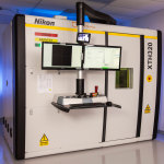 Sintavia utilizes a 225kV and 320kV x-ray source in a single scanning platform. This system allows adjustments to spot size detection, penetrating power, scanning speeds and resolution for different materials used within the AM industry.  (Photo: Business Wire)