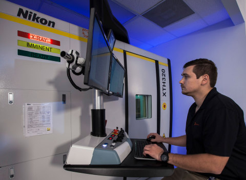 CT scanning provides an excellent resource to complement Sintavia's metallurgical analysis, AM in-situation monitoring and metrology expertise. (Photo: Business Wire)