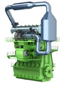 High-pressure SCR system (image for illustrative purposes only) (Photo: Business Wire)