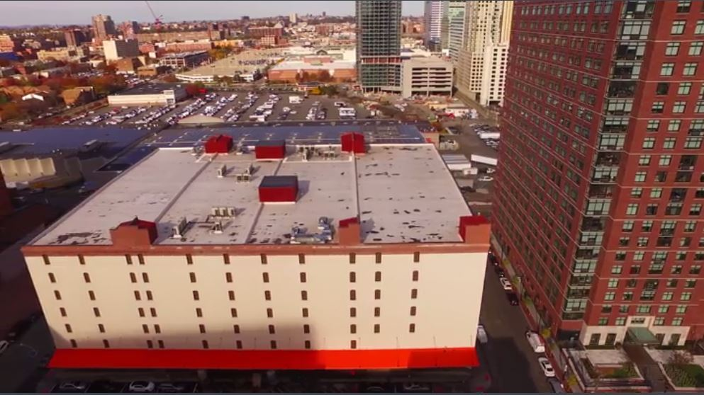 Public Storage 133 2nd Street, Jersey City, NJ opened February 15, 2017, to serve one of the fast-growing New York Metropolitan areas. (Photo: Business Wire)