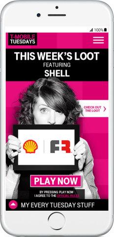 the fuel rewards program and shell help t mobile. Black Bedroom Furniture Sets. Home Design Ideas