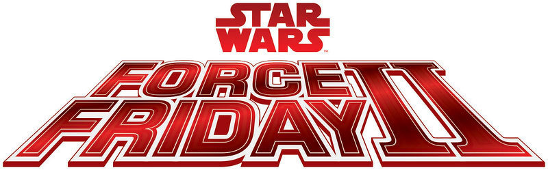 Star Wars Force Friday II Logo (Graphic: Business Wire)
