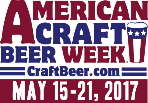 American Craft Beer Week, May 15-21, 2017