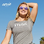 Aerie's Strong, Beautiful, Me Initiative Continues to Raise Awareness & Body Positivity (Photo: Business Wire)