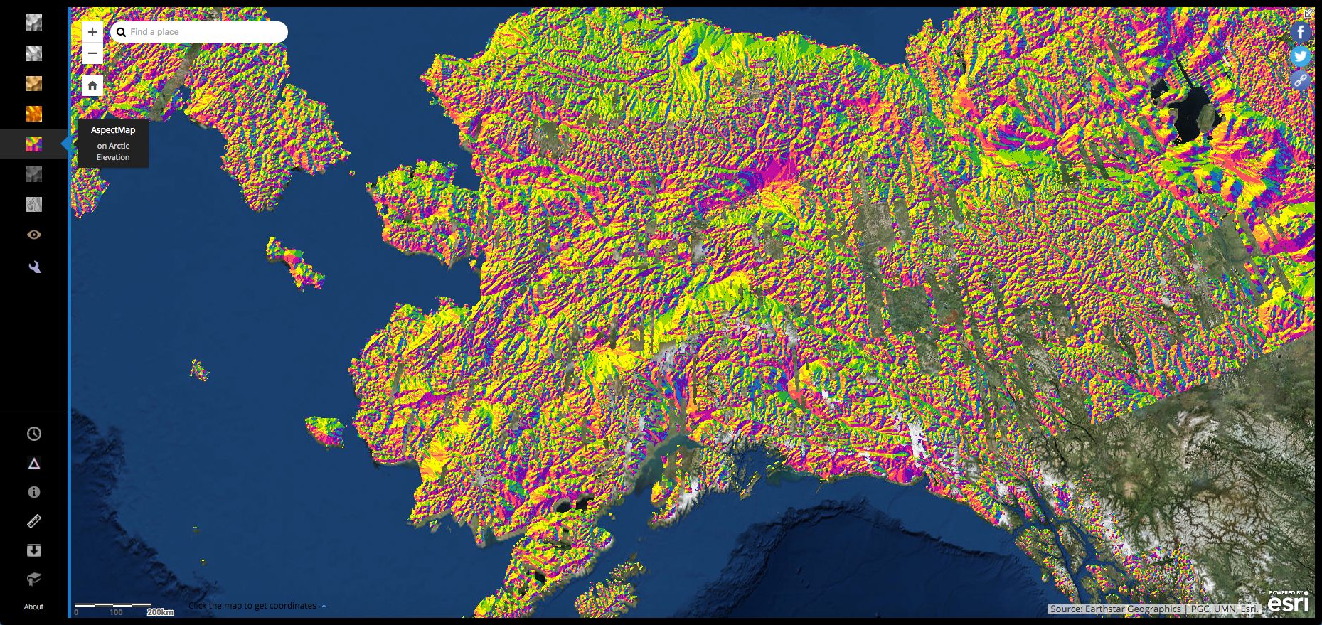 NGA Releases Biggest Collection Of Arctic Elevation Data Yet At - Dem global