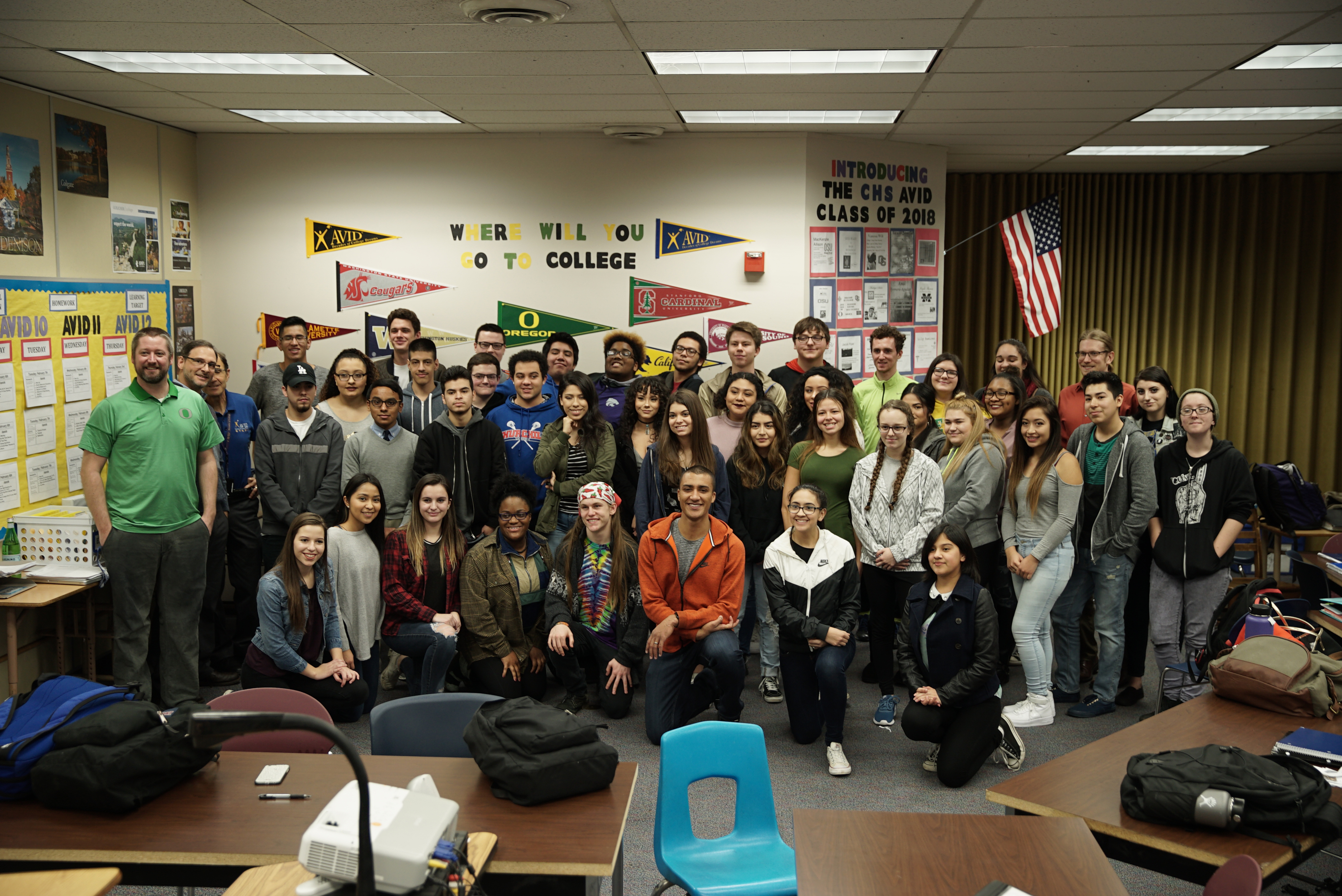 Nike School Innovation Fund Announces Awards of $1.5 million to 100 Oregon High Schools (Photo: Business Wire)