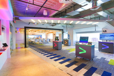 Opening the week of February 20th in Houston, Accenture unveils a new innovation hub to collaborate  ...