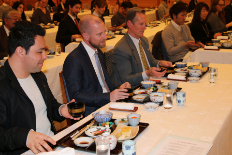Japanese Etiquette Session (Photo: Business Wire)