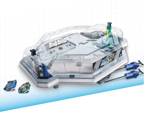 BEYBLADE BURST AVATAR ATTACK BATTLE Set (Ages 8 years & up/Approx. Retail Price: $49.99/Available: August 2017) (Photo: Business Wire)