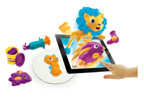 PLAY-DOH SHAPE TO LIFE STUDIO (Ages 3 years & up/Approx. Retail Price: $24.99/ Available: Spring 2017) (Photo: Business Wire)