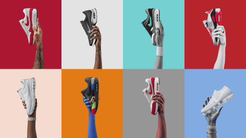 Nike Unveils Collection to Celebrate Air Max Day