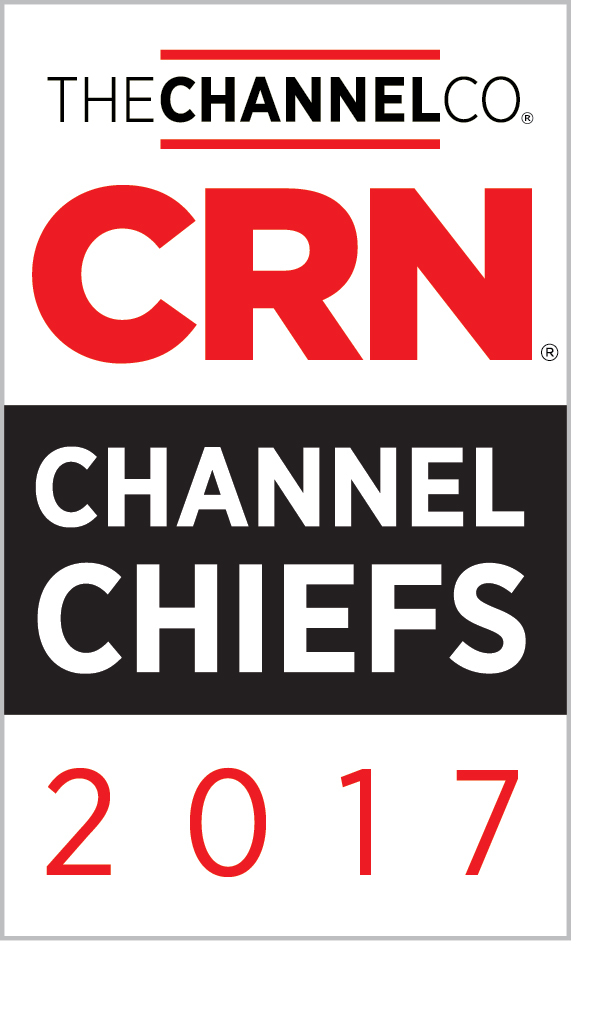 CRN 2017 Channel Chiefs (Graphic: Business Wire)