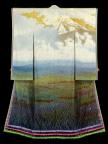 Keio Plaza Hotel Tokyo tiene una mostra d'arte dedicata al Monte Fuji alla quale verranno esposti i kimoni dell'artista Itchiku dedicati al Monte Fuji