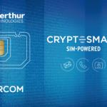 Cryptosmart SIM-Powered (Photo: Business Wire)