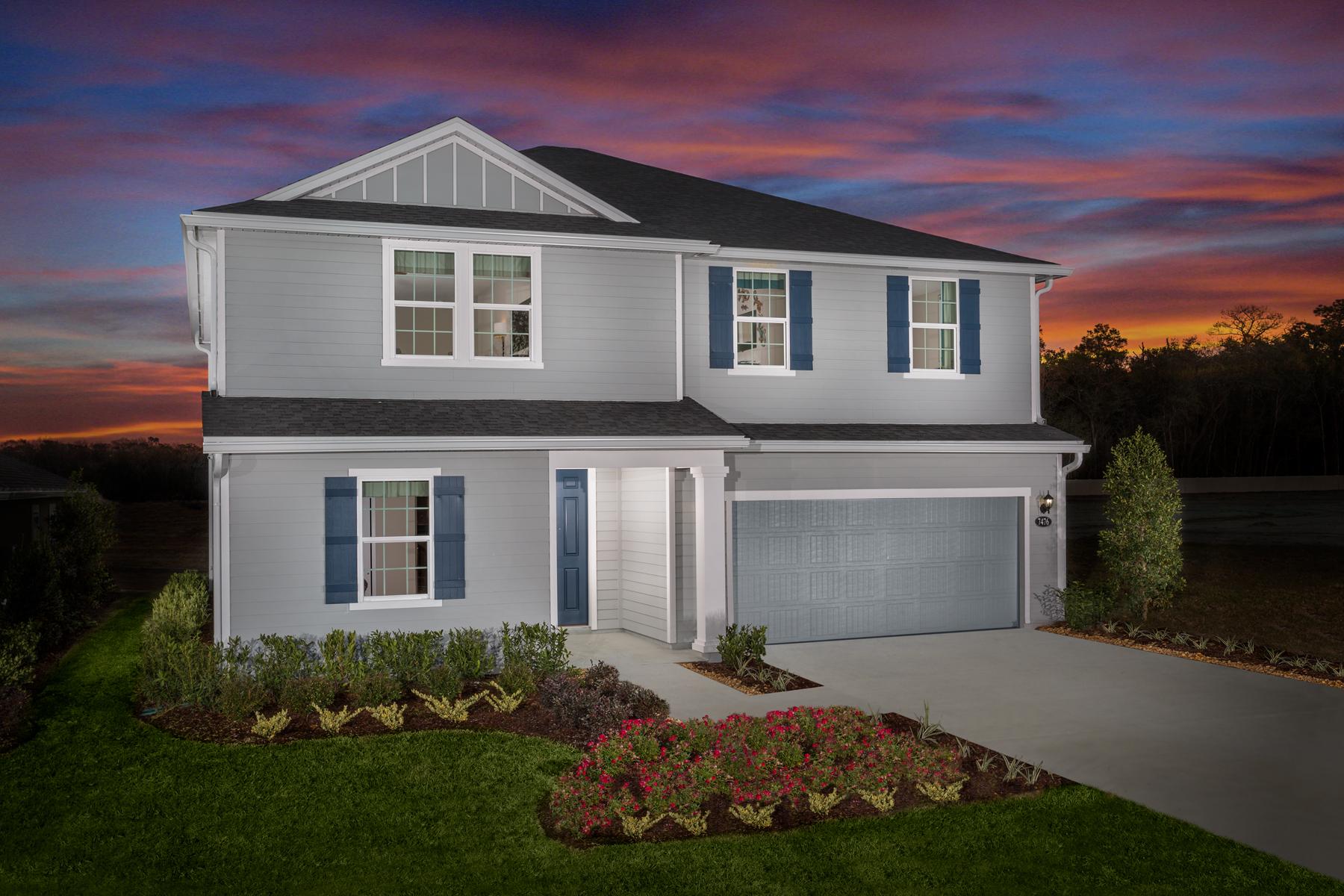 KB Home Announces the Grand Opening of Copperleaf in Mandarin – Copperleaf Homes Floor Plans